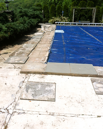 Swimming pool contractors pool builders shohola Basement swimming pool construction