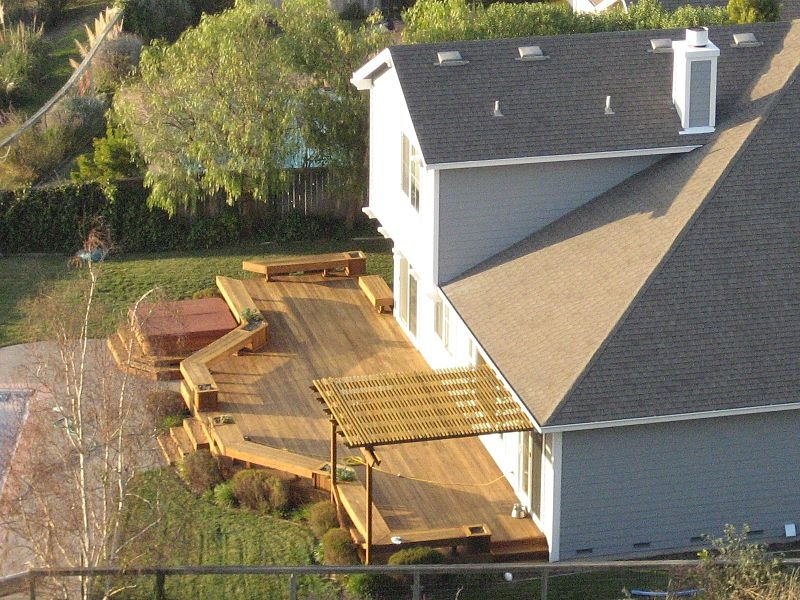 Decks and patio home improvements milford pa