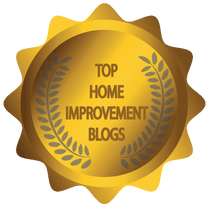 Top home improvement blogs badge