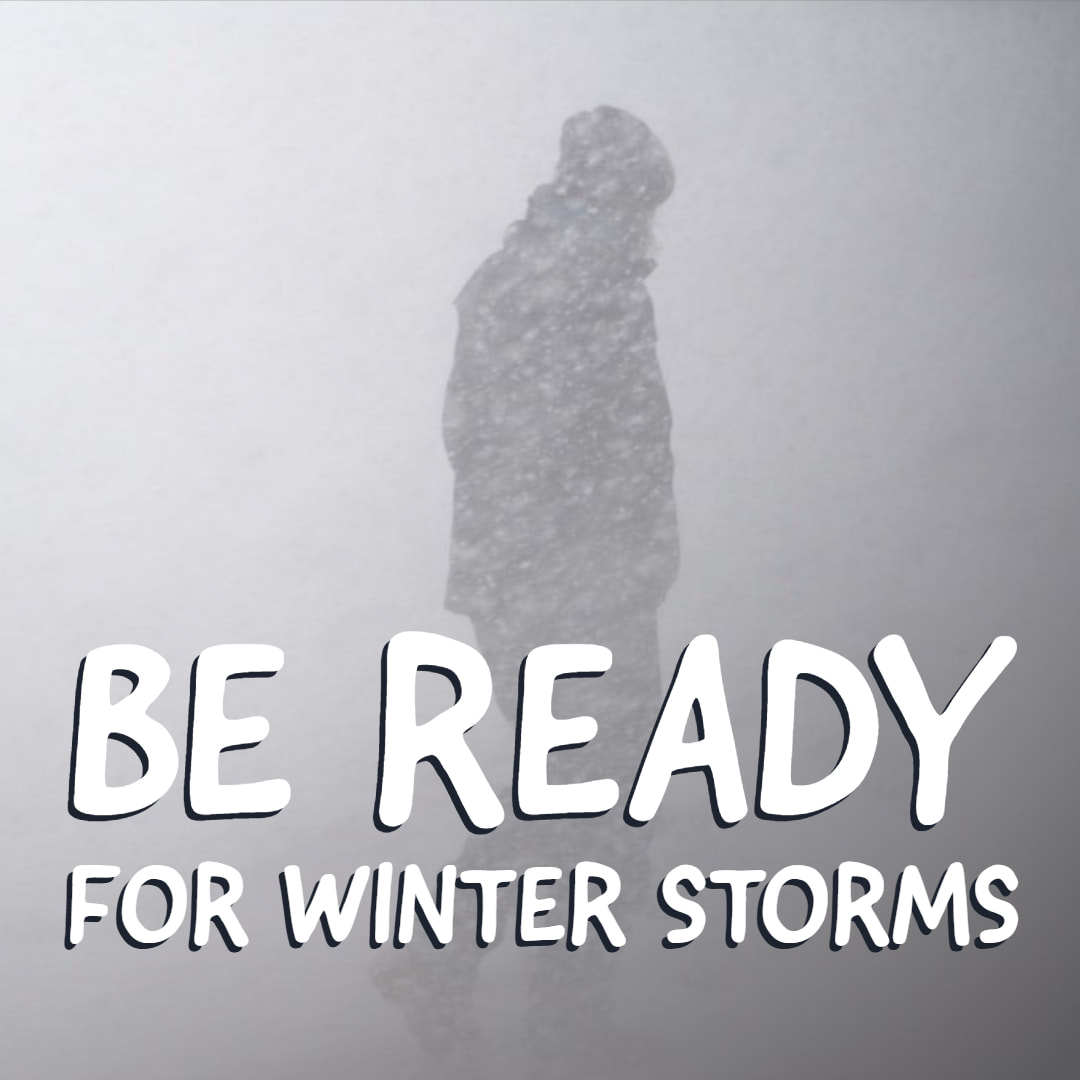 tip to prepare for a winter storm