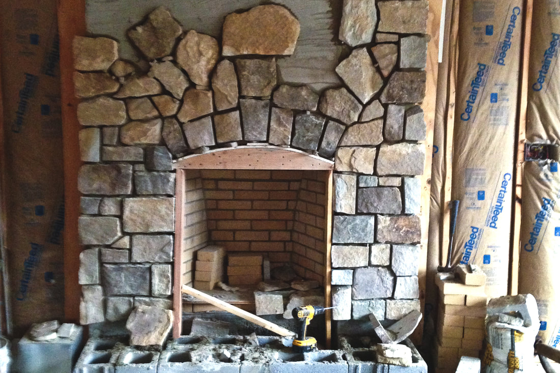 fireplace construction repairs renovations