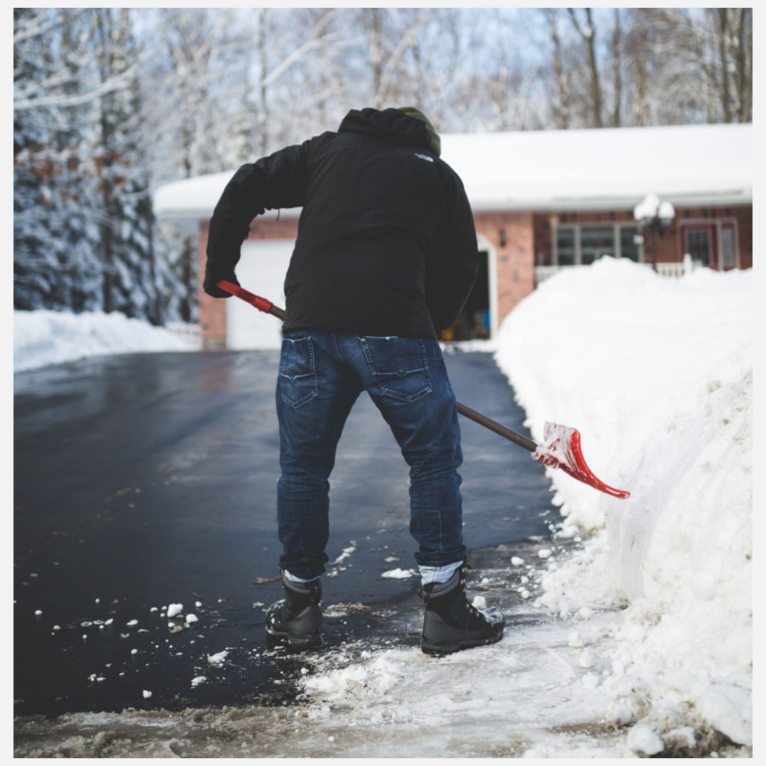 snow removal tips snow plowing shohola pa barryville NY